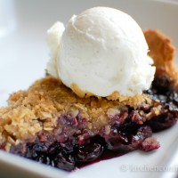 SEASONAL CRUMBLE